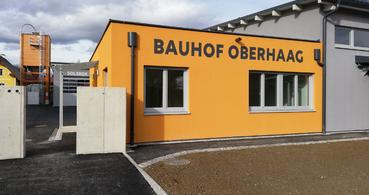 Bauhof Oberhaag