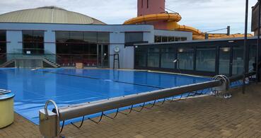 H2O-Therme - Schwimmbadabdeckungen